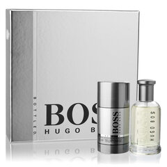 Komplekt Hugo Boss Boss Bottled: EDT meestele 50 ml + pulkdeodorant 75 ml