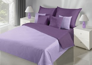 Voodipesukomplekt 2-osaline NOVA Collection Violet Heather, 135x200 cm