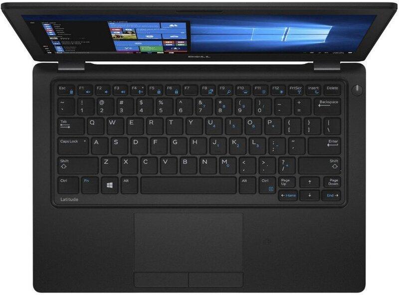 Sülearvuti Dell Latitude 5480 i7-7600U 8GB 1TB WIN10Pro