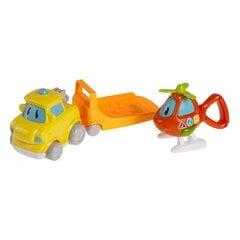 Treiler ja helikopter Smiki hind ja info | Imikute mänguasjad | kaup24.ee