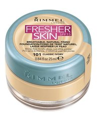 Jumestuskreem Rimmel London Fresher Skin SPF15 25 ml