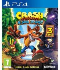 Mäng Crash Bandicoot N. Sane Trilogy (PS4)