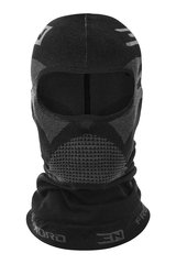 Meeste suusamask Freenord Tactical Mask, must