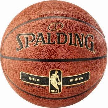 Korvpall Spalding NBA Gold