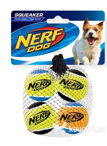 Игрушка для собак Nerf, XS, 4 шт.