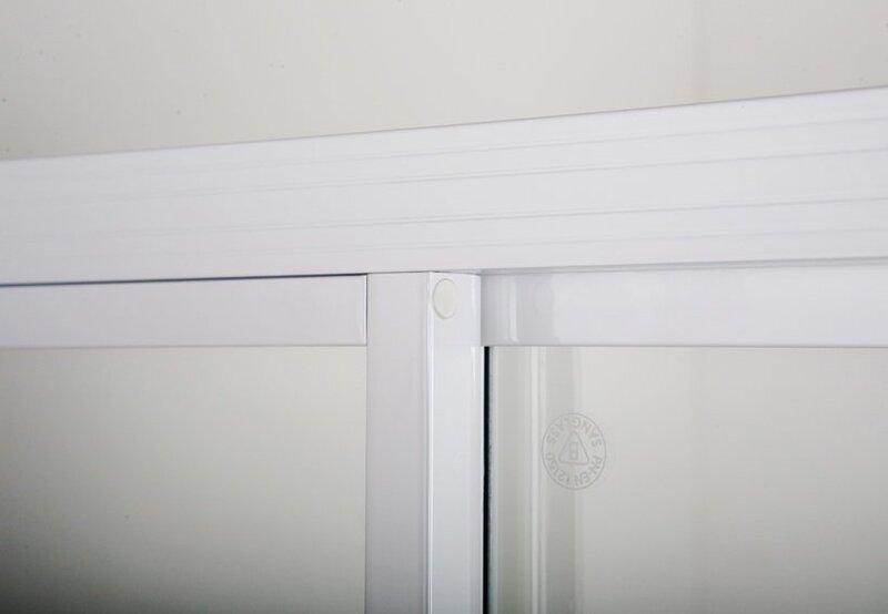 Ruudukujuline dušikabiin Sanplast Eko Plius KN/Eko Plius 90s polüstüreen hind