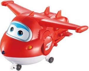 Lennuk-robot Jett Super Wings, 6.5 cm