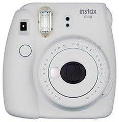 Kiirkaamera Fujifilm Instax Mini 9, smoky white