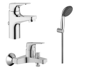 Vannisegisti komplekt Grohe Start Flow