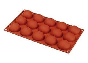 Silikoonist küpsetusvorm Elastotech D5 cm, 15 tk