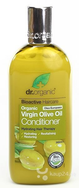 Looduslik palsam Dr. Organic Virgin Olive Oil 265 ml