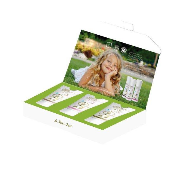 Orgaanilise kosmeetika komplekt lastele Green Energy Organics цена и информация | Laste ja ema kosmeetika | kaup24.ee
