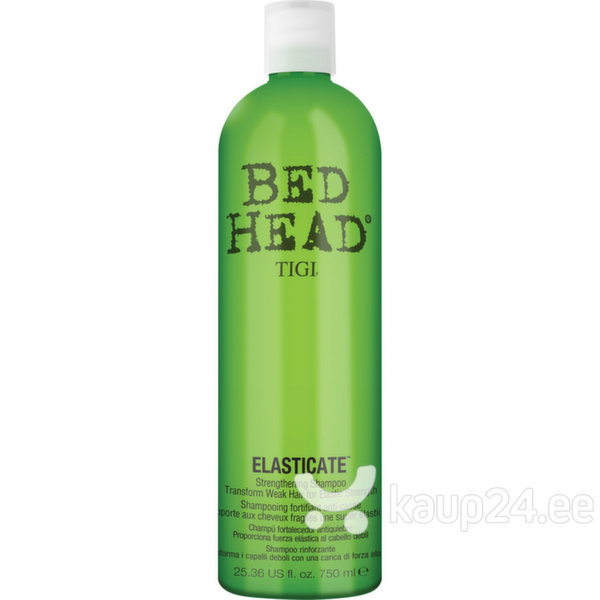 Juukseid tugevdav šampoon Tigi Bed Head Elasticate 750 ml цена и информация | Šampoonid | kaup24.ee