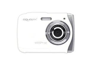 Kompaktkaamera Easypix AquaPix W1024-W Splash, valge
