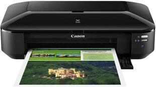 Värviline tindiprinter CANON Pixma Inkjet iX6850, WiFi hind ja info | Printerid | kaup24.ee