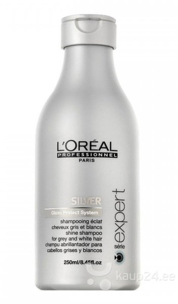 Šampoon blondidele L'Oreal Professionnel Paris Serie Expert Silver 250 ml цена и информация | Šampoonid | kaup24.ee