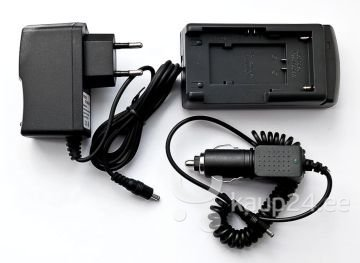 Зарядное устройство EN-EL5, NP-60, Li-30B цена и информация | Laadijad | kaup24.ee