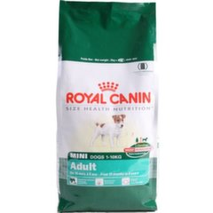 Koeratoit Royal Canin Mini Adult 8 kg