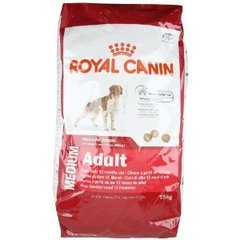 Koeratoit Royal Canin Medium Adult 15 kg