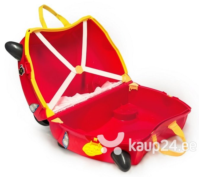 Laste kohver Rocco the Race CarTrunki