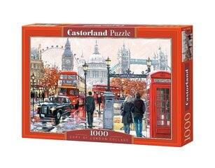 Пазл Castorland London collage, 1000 дет.
