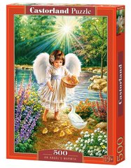 Pusle Puzzle Castorland An Angel's Warmth, 500 tk hind ja info | Pusled | kaup24.ee