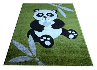 Lastetoa vaip Panda, 125x170 cm, Roheline