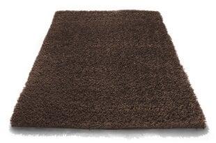 Ковёр Shaggy Brown, 140 x 190 см
