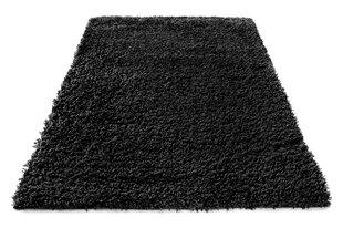 Vaip Shaggy Black, 140x190 cm