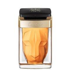 Parfüümvesi Cartier La Panthere Noir Absolu EDP naistele 75 ml