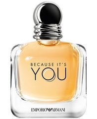 Parfüümvesi Giorgio Armani You Because It`s You EDP naistele 100 ml