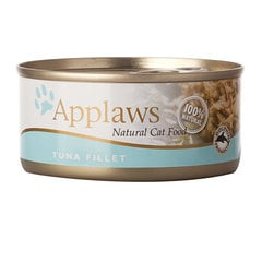 Applaws Cat Tuna Fillet, 156 g