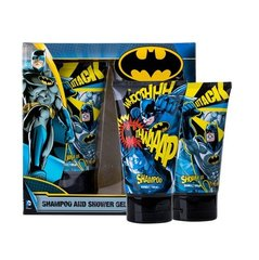 Komplekt DC Comics Batman: dušigeel poistele 150 ml + šampoon 150 ml