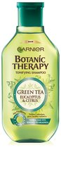 Green tea & eucalyptus šampoon Garnier Botanic Therapy 400ml hind ja info | Green tea & eucalyptus šampoon Garnier Botanic Therapy 400ml | kaup24.ee