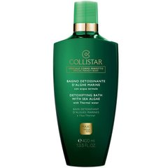 Detoksifitseeriv dušigeel Collistar Detoxifying Bath With Sea Algae 400 ml