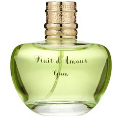 Tualettvesi Emanuel Ungaro Fruit D'amour Green EDT naistele 50 ml