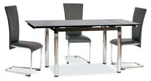 Lahtikäiv laud Gd-018, must