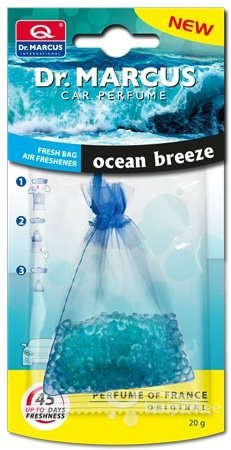 Õhuvärskendaja Dr.Marcus Fresh Bag Ocean Breeze