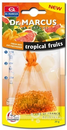 Õhuvärskendaja Dr.Marcus Fresh Bag Tropical Fruits