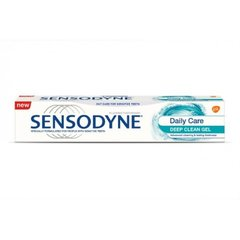 Зубная паста Sensodyne Daily Care Deep Clean Gel 75 мл
