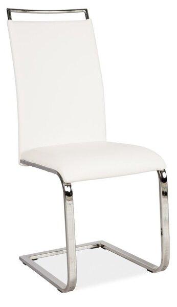 Комплект из 4 стульев H334, белый