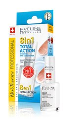 Küünte tugevdaja Eveline 8in1 Total Action Intensive 12 ml