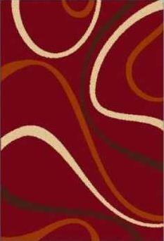 Ковер Twist 514 Red цена и информация | Vaibad | kaup24.ee