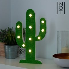 Kaktusekujuline LED-valgusti Wagon Trend