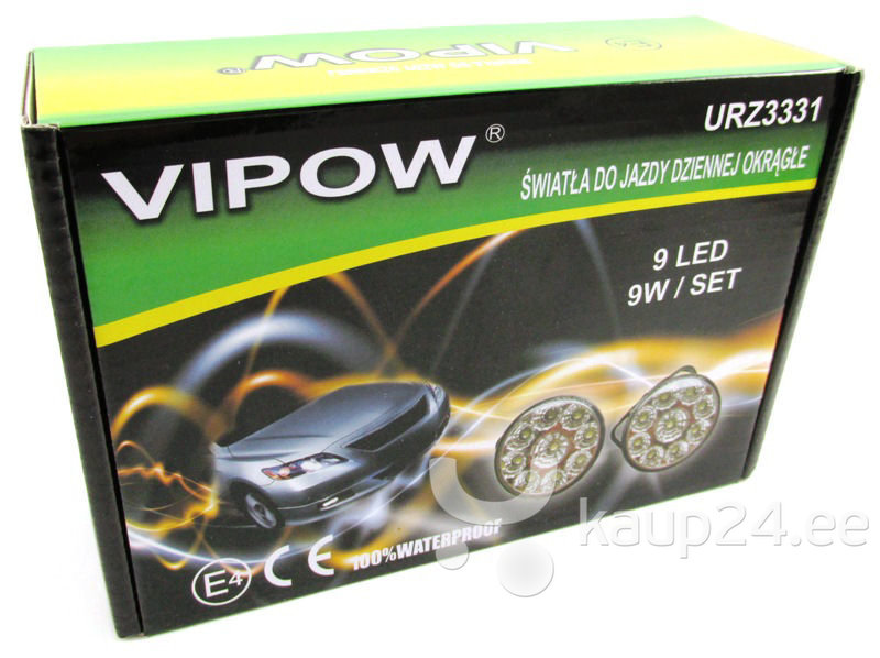 Vipow luminofoorlamp (2tk) цена и информация | Autopirnid | kaup24.ee
