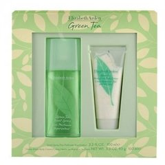 Komplekt Elizabeth Arden Green Tea: EDP naistele 100 ml + kehakreem100 ml