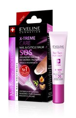 Бальзам для ногтей и кутикул Eveline Cosmetics Nail Therapy Professional X-treme Care Nail & Cuticle 12 мл