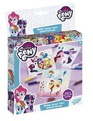 Loominguline komplekt Sädelevad kaardid TOTUM My little Pony, 130067