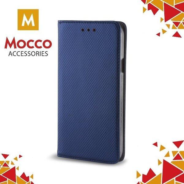 Telefoni ümbrisMocco Smart Magnet Book Case, sobib Huawei P9 Lite telefonile, sinine