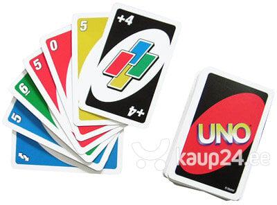 Kaardimäng UNO, LT, LV, EE